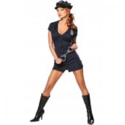 Policière sexy